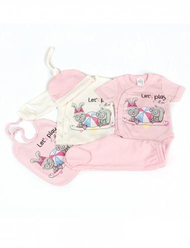 Бебешки комплект от  5...